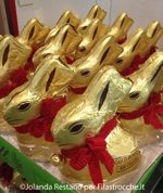 Dall'uovo di Pasqua