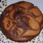 Liberiamo una ricetta: Muffin al cioccolato con la tecnica della zebra cake
