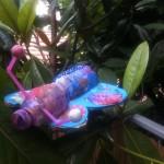 La farfalla colorata per il terrazzo o la cameretta #esperienzacreativa