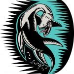 Il grande serpente di mare