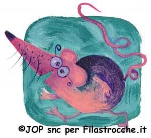Il topolino nella dispensa