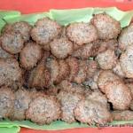 Croccanti ai semi di girasole