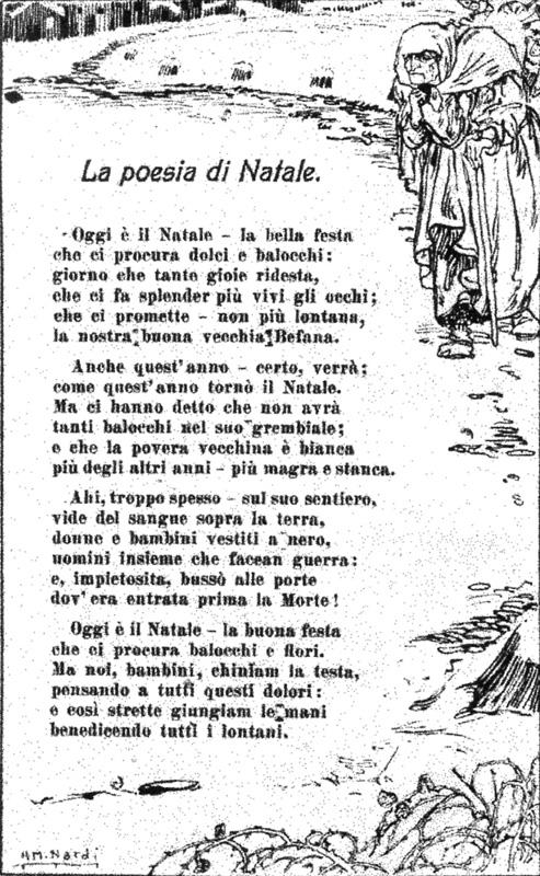 Famoso La poesia di Natale - I testi della tradizione di Filastrocche.it PB77