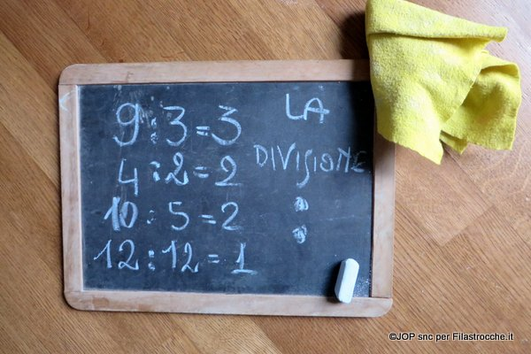 Aritmetica - Divisione