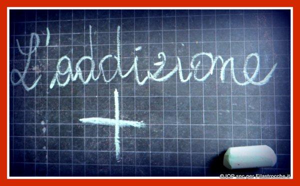 Aritmetica - Addizione