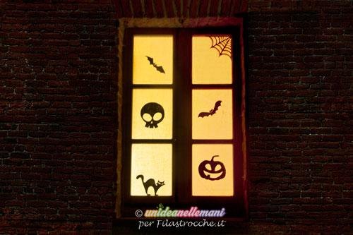 decorazioni di halloween per finestre i testi dellaForDecorazioni Halloween Finestra