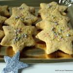 Biscotti con la farina di mais