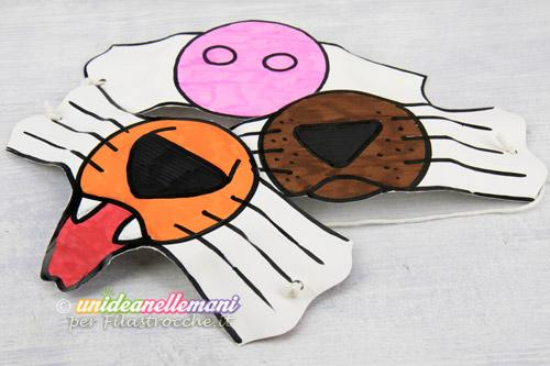 3 mascherine-con-i-piatti-di-carta