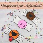 Come fare simpatiche maschere di animali con i piatti di carta