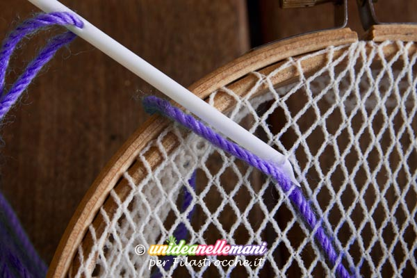 attività per bambini con la lana 6