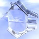 Una casina di cristallo