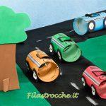 Costruire automobiline di cartone ispirate al rally
