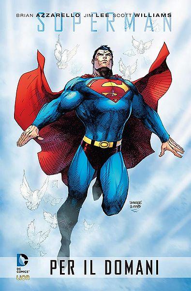 Superman in tutino attillato
