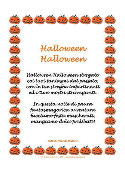 Poemas de Halloween - unComo