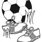 Speciale crayola archives pagina 2 di 3 stampa - Pagina da colorare di un pallone da calcio ...