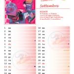 Calendario 2015 con note – Settembre