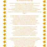 Poesie in cornice: Se di Rudyard Kipling