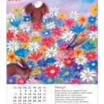 Calendario 2016 Illustrato – Marzo