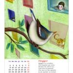 Calendario 2016 Illustrato – Maggio