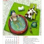 Calendario 2016 Illustrato – Luglio
