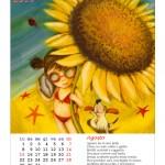 Calendario 2016 Illustrato – Agosto