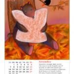 Calendario 2016 Illustrato – Novembre