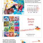Calendalibro 2017 – Dicembre e copertina finale