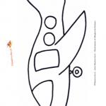 Disegno da colorare – Aereo
