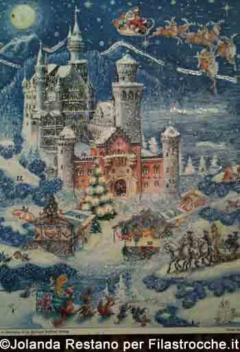 origini del Natale