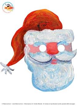 maschere per Natale