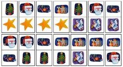 Domino di Natale