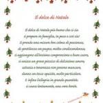 Poesie per Natale in Cornice