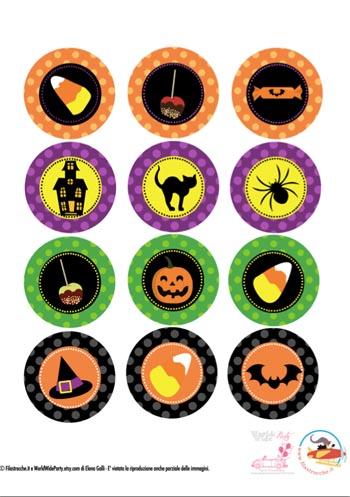 Decorazioni di halloween fai da te cerchietti paurosi - Decorazioni fai da te per halloween ...