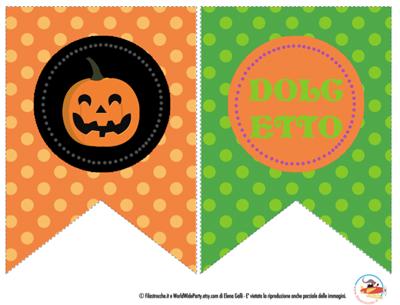 Decorazioni halloween fai da te stampabili for Decorazioni torte halloween fai da te