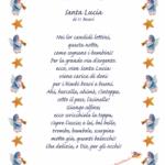 Santa Lucia: Letterina dei desideri