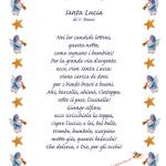 Santa Lucia: Poesie e ultimi preparativi