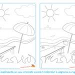 Ecologia: Disegni da colorare
