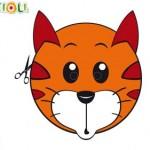 Le maschere dei Cuccioli: Diva, Cilindro, Senzanome, Olly, Portatile e Pio
