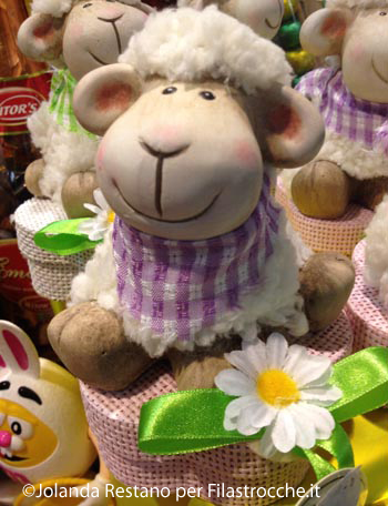 Idee regalo per pasqua e decorazioni - Decorazioni uova pasquali per bambini ...