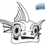 Maschere fai da te per Carnevale: gli Skylanders