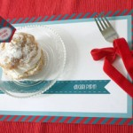 Decorazioni per la Festa del Papà: etichette per regali e bigliettini