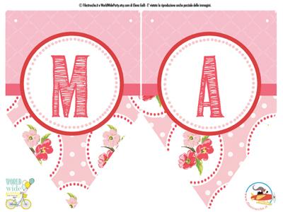 Decorazioni per la Festa della Mamma