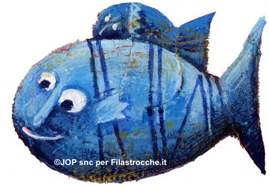 Pesce d'Aprile da stampare