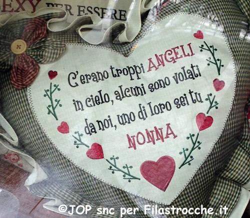 Amato Lavoretti per i nonni e idee regalo per la Festa dei Nonni UQ43
