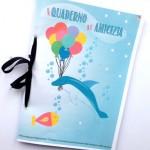 Regalo fai da te per San Valentino: Quaderno dell'amicizia