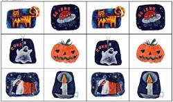 Giochi per halloween divertenti per bambini for Memory da stampare per bambini