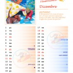 Calendario 2016 con spazio per le note