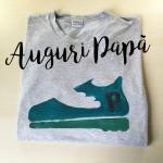 Idea regalo per la Festa del Papà: Stencil fai da te per il Papà Runner