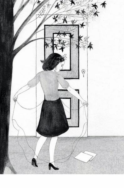 La porta di Anne
