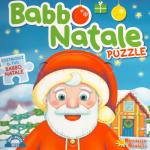 Babbo Natale. Libro Puzzle